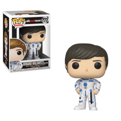 Figurine Funko Pop 777 Howard Wolowitz in Space Suit (The Big Bang Theory)