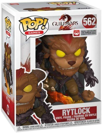 41508 figurine funko pop rytlock guild wars