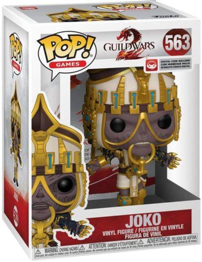 41510 figurine pop joko guild wars