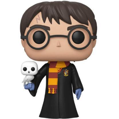 Figurine Funko Pop 01 Harry Potter with Hedwig Supersized (Harry Potter)