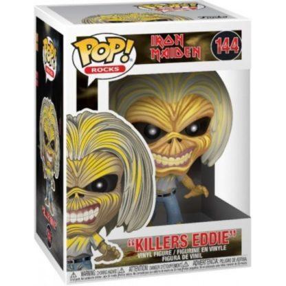 Figurine Funko Pop 144 Killers Eddie (Iron Maiden)