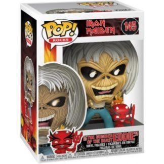 Figurine Funko Pop 145 The Number of the Beast Eddie (Iron Maiden)