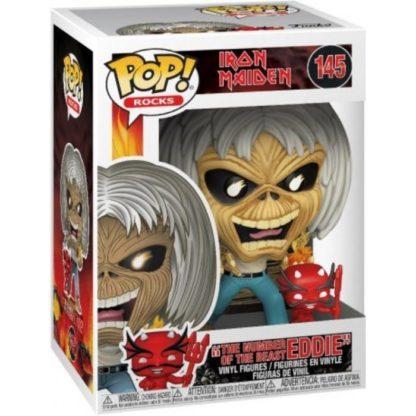 Figurine Funko Pop 145 The Number of the Beast Eddie (Iron Maiden)