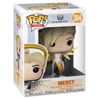 Figurine Funko Pop 304 Mercy (Overwatch)