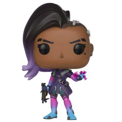 Figurine Funko Pop 307 Sombra (Overwatch) 1