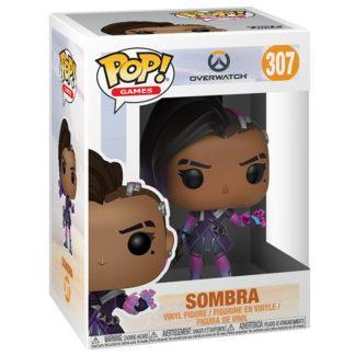 Figurine Funko Pop 307 Sombra (Overwatch)