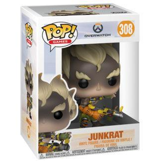 Figurine Funko Pop 308 Junkrat (Overwatch)