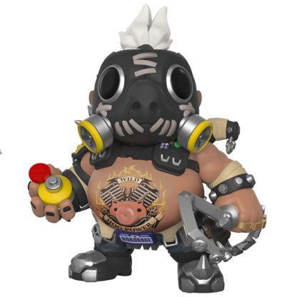 Figurine Funko Pop 309 Roadhog Supersized (Overwatch)