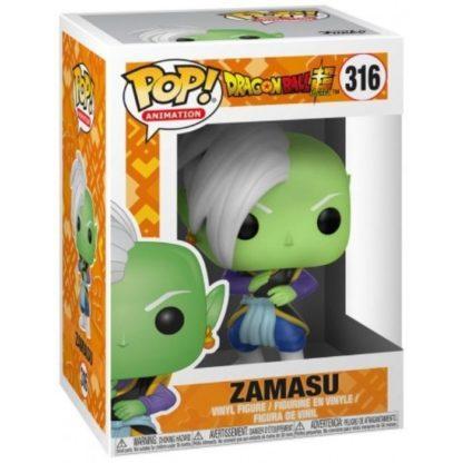 Figurine Funko Pop 316 Zamasu (Dragon Ball Super)
