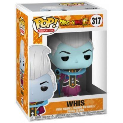 Figurine Funko Pop 317 Whis (Dragon Ball Super)