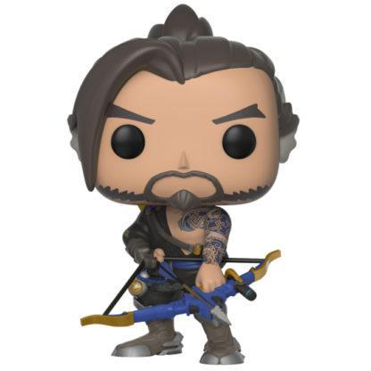 Figurine Funko Pop 348 Hanzo (Overwatch)
