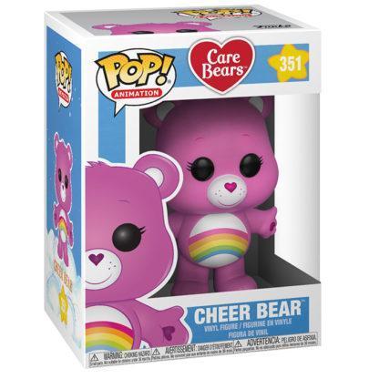 Figurine Funko Pop 351 Cheer Bear (Bisounours)