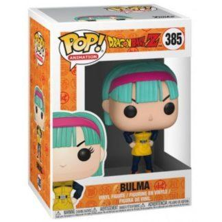 Figurine Funko Pop 385 Bulma (Dragon Ball Z)