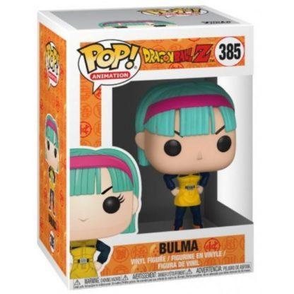 Figurine Funko Pop 385 Bulma (Dragon Ball Z)
