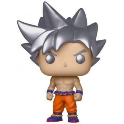 Figurine Funko Pop 386 Goku Ultra Instinct (Dragon Ball Super)