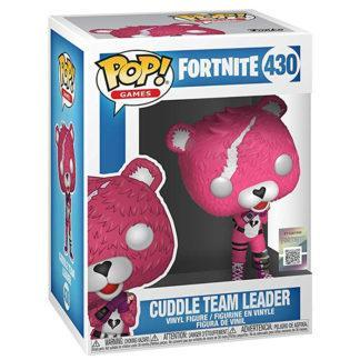 Figurine Funko Pop 430 Cuddle Team Leader (Fortnite)
