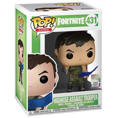 Figurine Funko Pop 431 Highrise Assault Trooper (Fortnite)