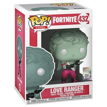Figurine Funko Pop 432 Love Ranger (Fortnite)