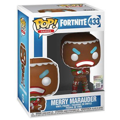 Figurine Funko Pop 433 Merry Marauder (Fortnite)