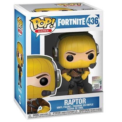 Figurine Funko Pop 436 Raptor (Fortnite)