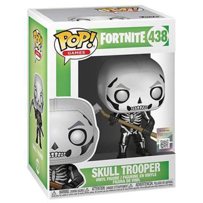 Figurine Funko Pop 438 Skull Trooper (Fortnite)