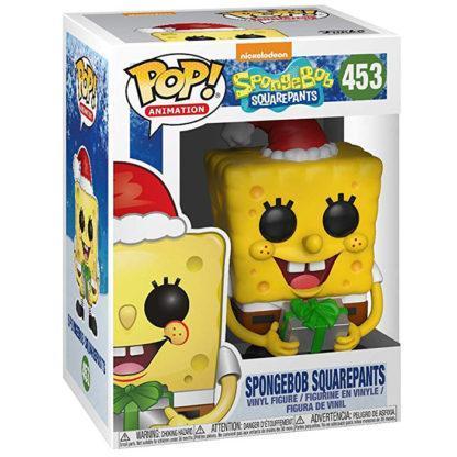 Figurine Funko Pop 453 Spongebob Squarepants (Bob L'Éponge)