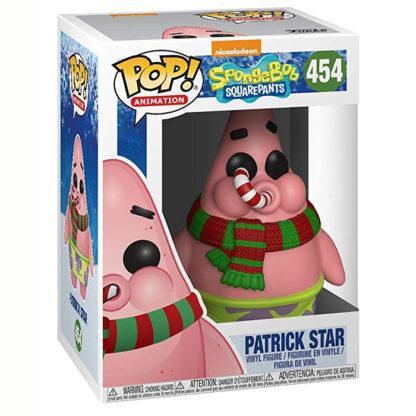 Figurine Funko Pop 454 Patrick Star (Bob L'Éponge)