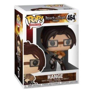 Figurine Funko Pop 464 Hange (L'Attaque des Titans)