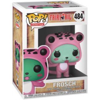 Figurine Pop 484 Frosch (Fairy Tail)