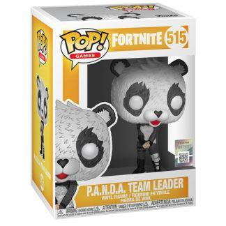 Figurine Funko Pop 515 P.A.N.D.A. Team Leader (Fortnite)