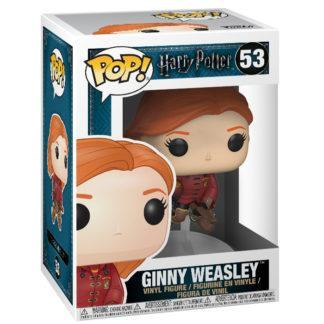 Figurine Funko Pop 53 Ginny Weasley (Harry Potter)