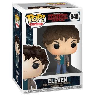 Figurine Funko Pop 545 Eleven (Stranger Things)