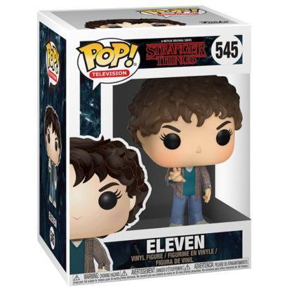 Figurine Funko Pop 545 Eleven (Stranger Things)