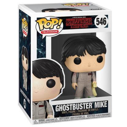 Figurine Funko Pop 546 Ghostbuster Mike (Stranger Things)