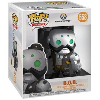 Figurine Funko Pop 558 B.O.B. Supersized (Overwatch)
