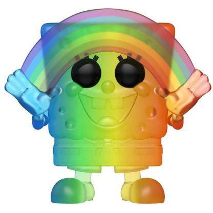 Figurine Funko Pop 558 Spongebob Squarepants (Pride)