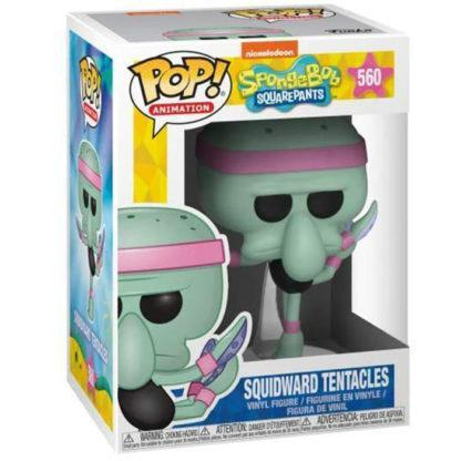 Figurine Funko Pop 560 Squidward Tentacles (Bob L'Éponge)