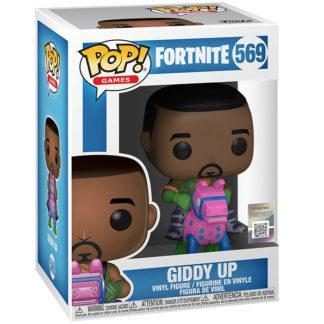 Figurine Funko Pop 569 Giddy Up (Fortnite)