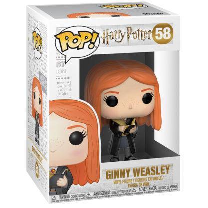Figurine Funko Pop 58 Ginny Weasley (Harry Potter)