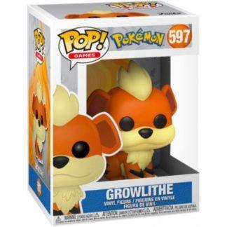 Figurine Pop 597 Growlithe (Pokémon)