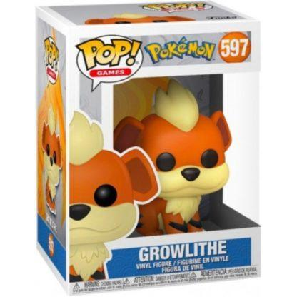 Figurine Pop 597 Growlithe (Pokémon)