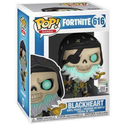 Figurine Funko Pop 616 Blackheart (Fortnite)