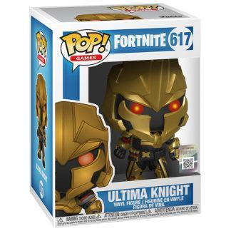 Figurine Funko Pop 617 Ultima Knight (Fortnite)