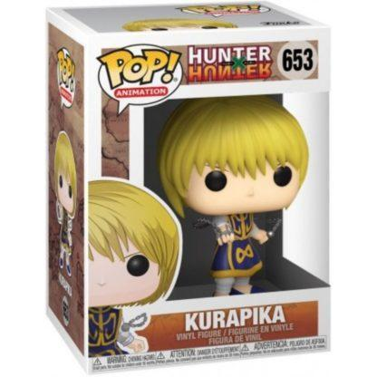 Figurine Pop 653 Kurapika (Hunter X Hunter)