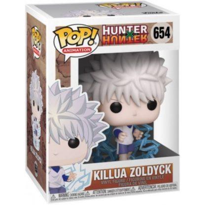 Figurine Pop 654 Killua Zoldyck (Hunter X Hunter)