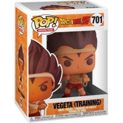 Figurine Pop 701 Vegeta Training (Dragon Ball Z)