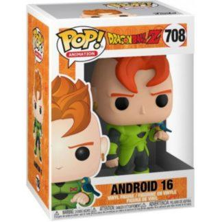 Figurine Pop 708 Android 16 (Dragon Ball Z)