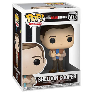 Figurine Funko Pop 776 Sheldon Cooper (The Big Bang Theory)