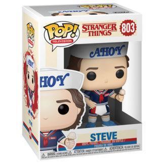 Figurine Funko Pop 803 Steve (Stranger Things)