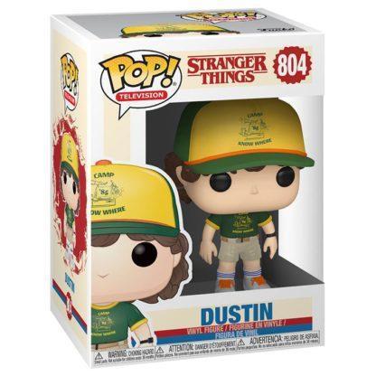 Figurine Funko Pop 804 Dustin (Stranger Things)